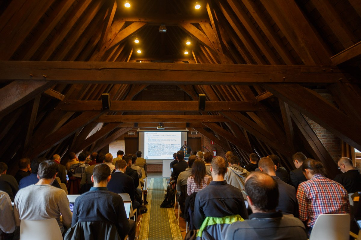 Report from the First Engineering Conference in Ghent