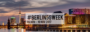 #BERLIN5GWEEK 2017 @ Fraunhofer Institute FOKUS | Berlin | Berlin | Germany