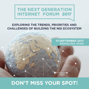 The Next Generation Internet Forum 2017 @ i2CAT Foundation | Barcelona | Catalunya | Spain