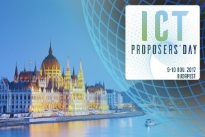 ICT Proposers' Day 2017 @ HUNGEXPO Budapest Fair Center | Budapest | Hungary