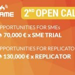 FLAME 2nd Open Call