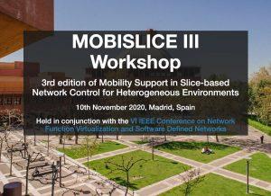 MOBISLICE III Workshop @ WEB-STREAMED | Madrid | Community of Madrid | Spain
