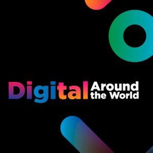 Digital Around the World 2021 @ Online event