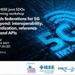 Fed4FIRE+ at ITU-ETSI-IEEE Joint SDOs Brainstorming Workshop