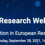 Open Research Webinars
